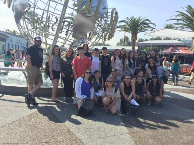 Show Choir In Anaheim